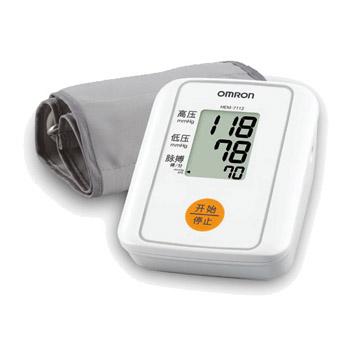 欧姆龙电子血压计HEM-7112