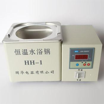 國華恒溫水浴鍋HH-1