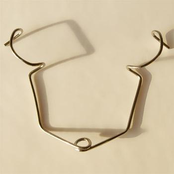 上海金鐘開瞼器鋼絲式 線 開30