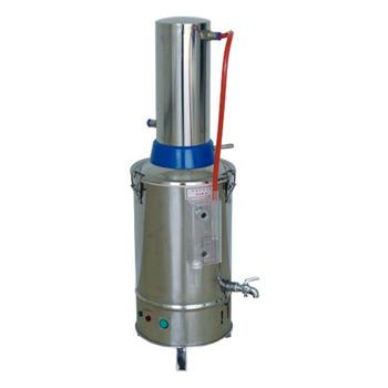 上海博迅電熱蒸餾水器YN-ZD-5