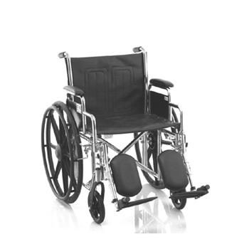魚躍輪椅車H102型