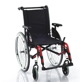 鱼跃轮椅车4000型