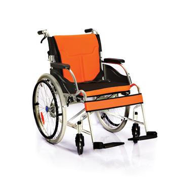 鱼跃轮椅车2600 豪华版
