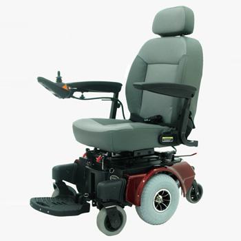 台湾必翔电动轮椅车P424M-36型