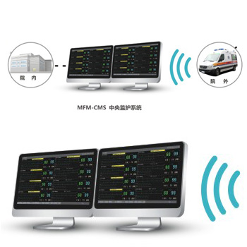 理邦产科中央监护系统MFM-CNS