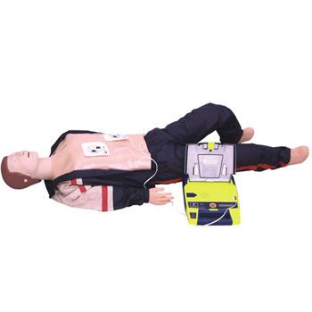 电脑高级心肺复苏、AED除颤仪、创伤模拟人KAS/BLS880