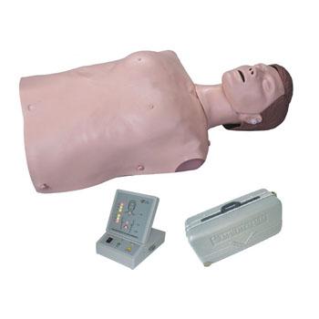 触电急救橡皮人/高级电子半身心肺复苏训练模拟人KAR/CPR180S