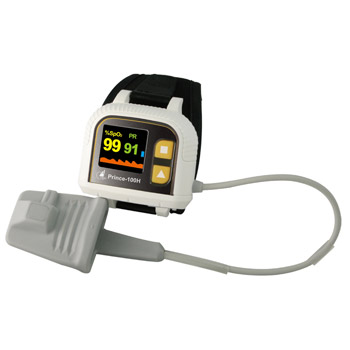 HealForce 力康脉搏血氧饱和度仪(腕式)Prince-100H
