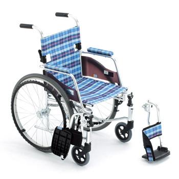 Miki 三貴輪椅車MOCSW-43J型