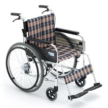 Miki 三贵轮椅车MUT-43JD型