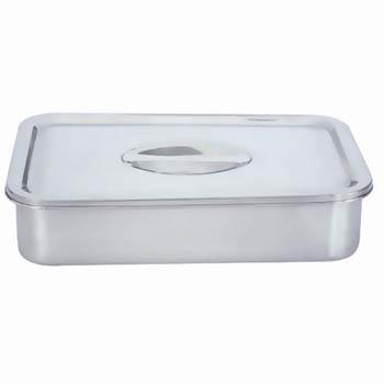 華瑞不銹鋼消毒盤(無孔)A062