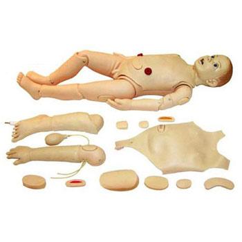 全功能三歲兒童護理模擬人KAR/T333