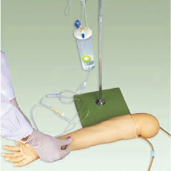 高级儿童手臂静脉穿刺训练模型KAR/S5