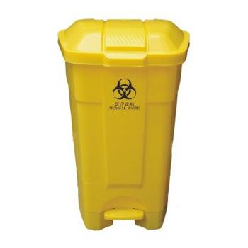 医疗废物垃圾桶70L