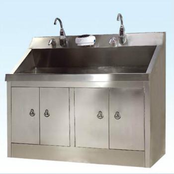 普康无菌室感应洗手池G-1型
