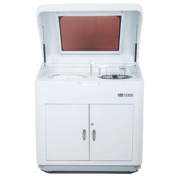 全自动生化分析仪CG3000