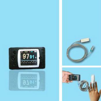 CONTEC 康泰脈搏血氧儀60C型