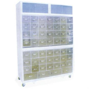 山東育達鋼制噴塑中藥柜C24型