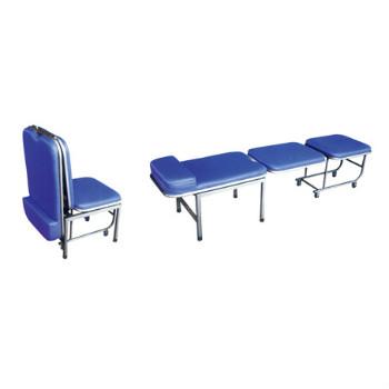 山东育达不锈钢喷塑陪护椅D9型
