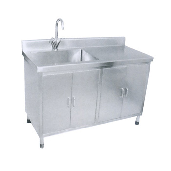 华瑞全不锈钢污物清洗槽G177