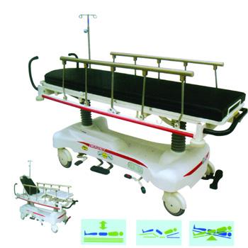 华瑞急救车(豪华液压升降平车)D274