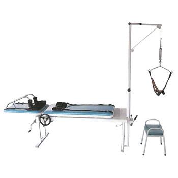 助邦腰椎牽引床B06-1