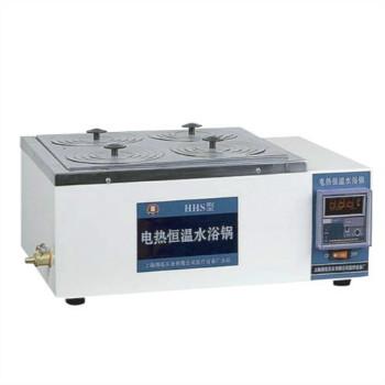 上海博迅電熱恒溫水浴鍋HH.S21-4