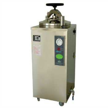 上海博迅不銹鋼立式壓力蒸汽滅菌器YXQ-LS-75SII