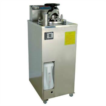上海博迅不锈钢立式压力蒸汽灭菌器YXQ-LS-100A