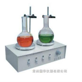 國華雙頭恒溫磁力攪拌器HJ-2