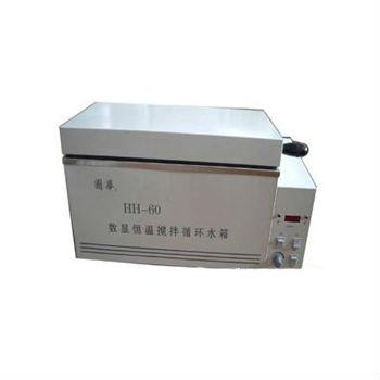 国华恒温搅拌循环水箱HH-60