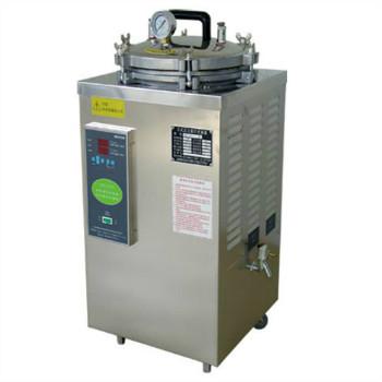 上海博迅不锈钢立式压力蒸汽灭菌器YXQ-LS-100SII