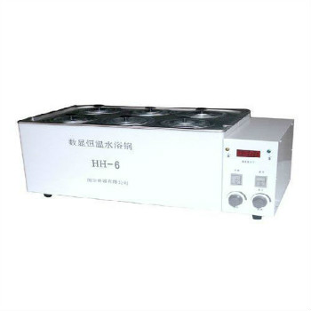 国华恒温循环水浴锅HH-6