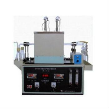 上海安德深色石油产品硫含量试验器SYA-387(SYP1006-I)