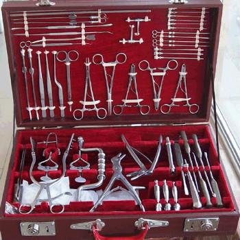 血管吻合手术器械包73-Ⅱ型