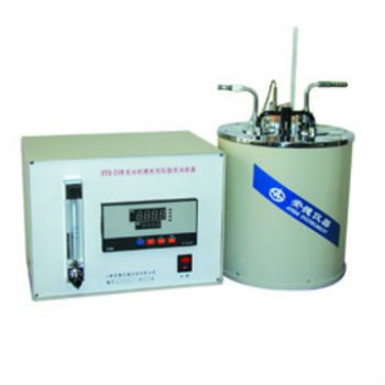 上海安德發動機燃料實際膠質試驗器SYA-509(SYP-2003-Ⅱ)