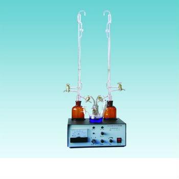 上海安德液体石油产品水含量试验器SYA-11133(SYP1009-Ⅰ)