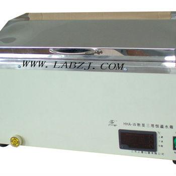 正基数显三用恒温水箱HH-W420型