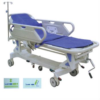 華瑞急救車(PE、噴塑混合型急救車)D271