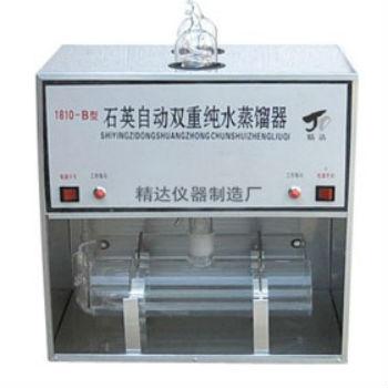 国华石英双重纯水蒸馏器1810-B型