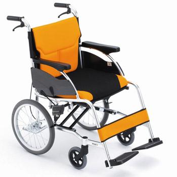 Miki 三贵轮椅车MCSC-43L型