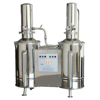 上海三申電熱重蒸餾水器DZ10C型