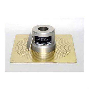 上海安德乳化瀝青稠度試驗器SYD-0751