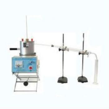 上海安德液体石油沥青蒸馏试验器SYA-0632A