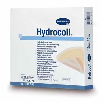德国保赫曼德湿可水胶体伤口敷料Hydrocoll