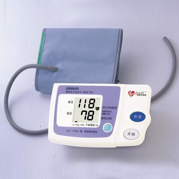 歐姆龍電子血壓計HEM-752