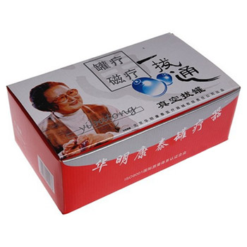 華明康泰罐療器12罐裝