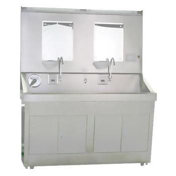 华瑞不锈钢电热自动感应洗手池(豪华型)C292