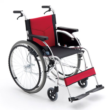 Miki 三貴輪椅車MCS-47KL型