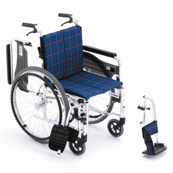 Miki 三貴輪椅車MPTWSW-47JL型